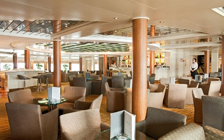 Cruise & Maritime Voyages Marco Polo Interior Captain's Club.jpg