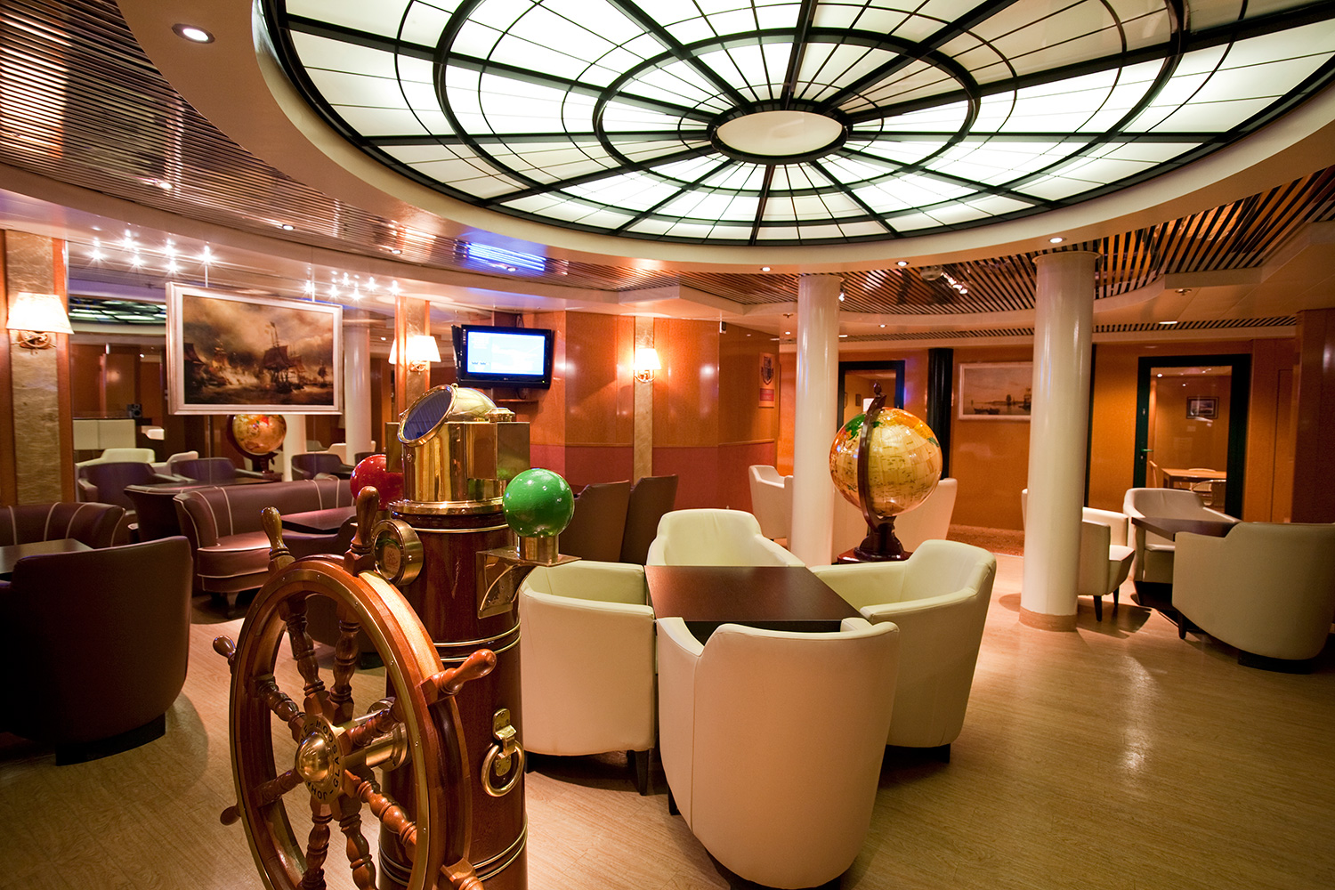 Cruise & Maritime Voyages Marco Polo Interior Columbus Lounge.jpg