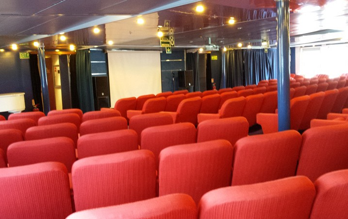 Cruise & Maritime Voyages Azores Interior Cinema : Auditorium.jpg