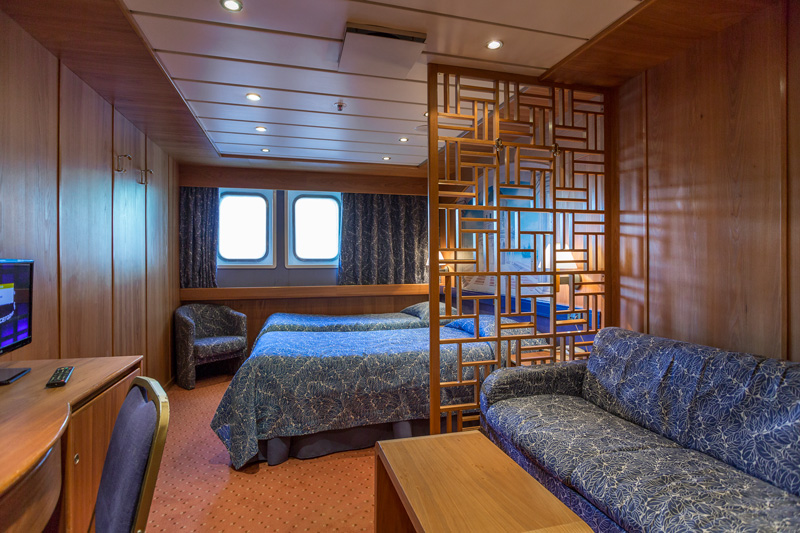 Cruise & Maritime Voyages Azores Accommodation De Luxe Junior Suite Ocean View.jpg