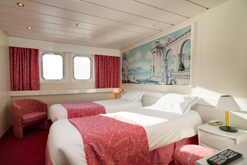 Cruise & Maritime Voyages Azores Accommodation Superior Plus Twin Ocean View.jpg