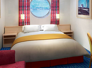 Norwegian Cruise Line Norwegian Sky Accommodation Family oceanview Porthole.jpg