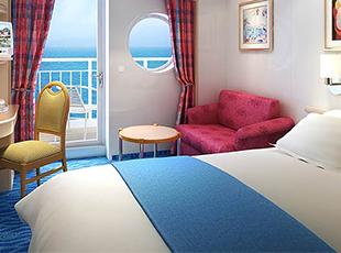 Norwegian Cruise Line Norwegian Sky Accommodation Family Balcony.jpg