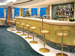 Norwegian Cruise Line Norwegian Sky Interior Cafe at the Atrium.jpg