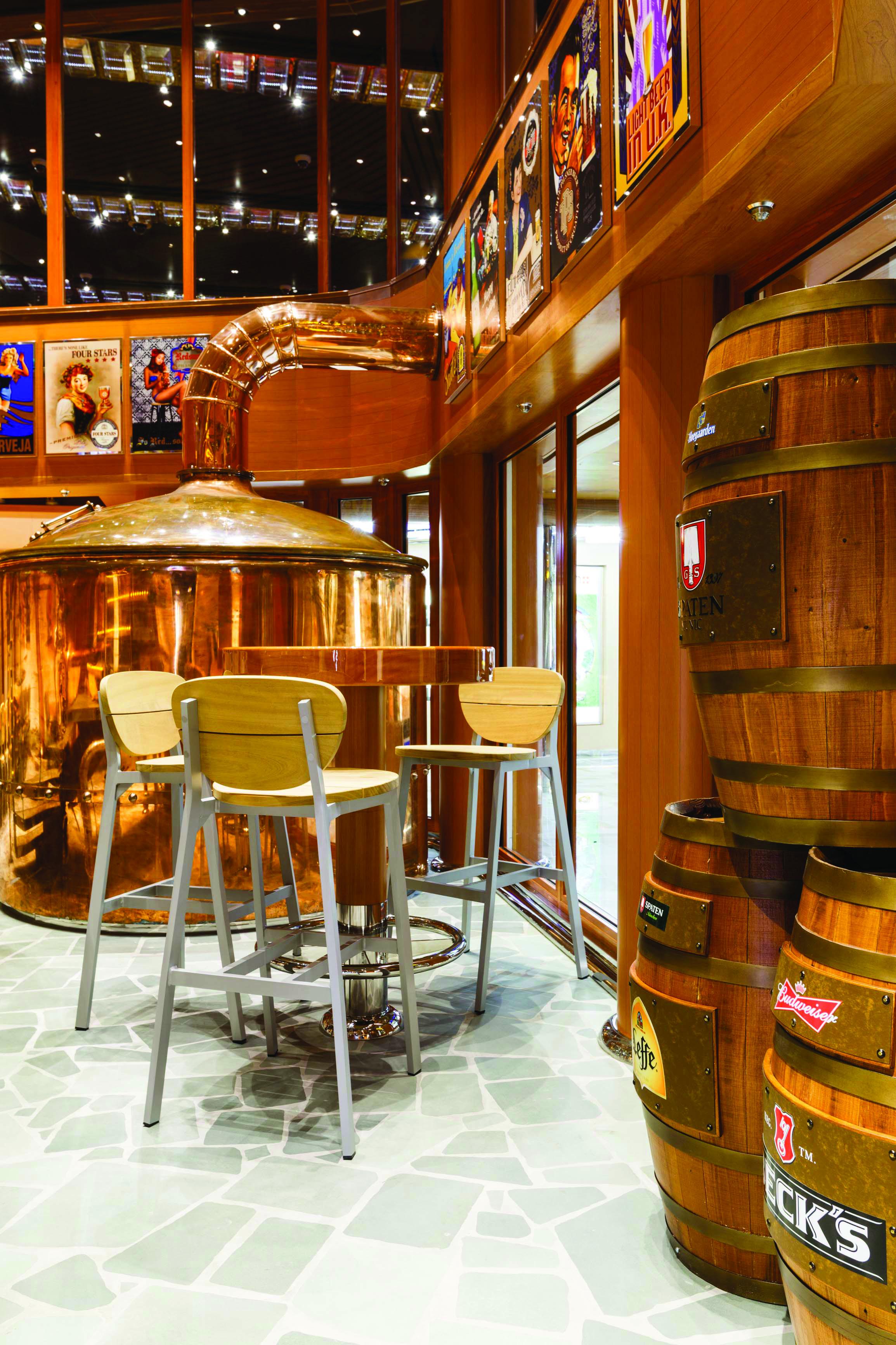 Costa Cruises Costa Diadema Interior Dresden Green Alehouse.jpg