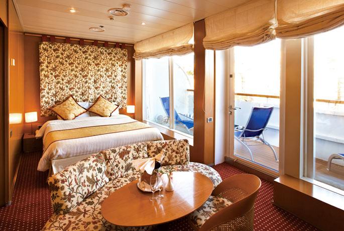 Costa Cruises Costa Victoria Accommodation Mini Suite with Balcony.jpg