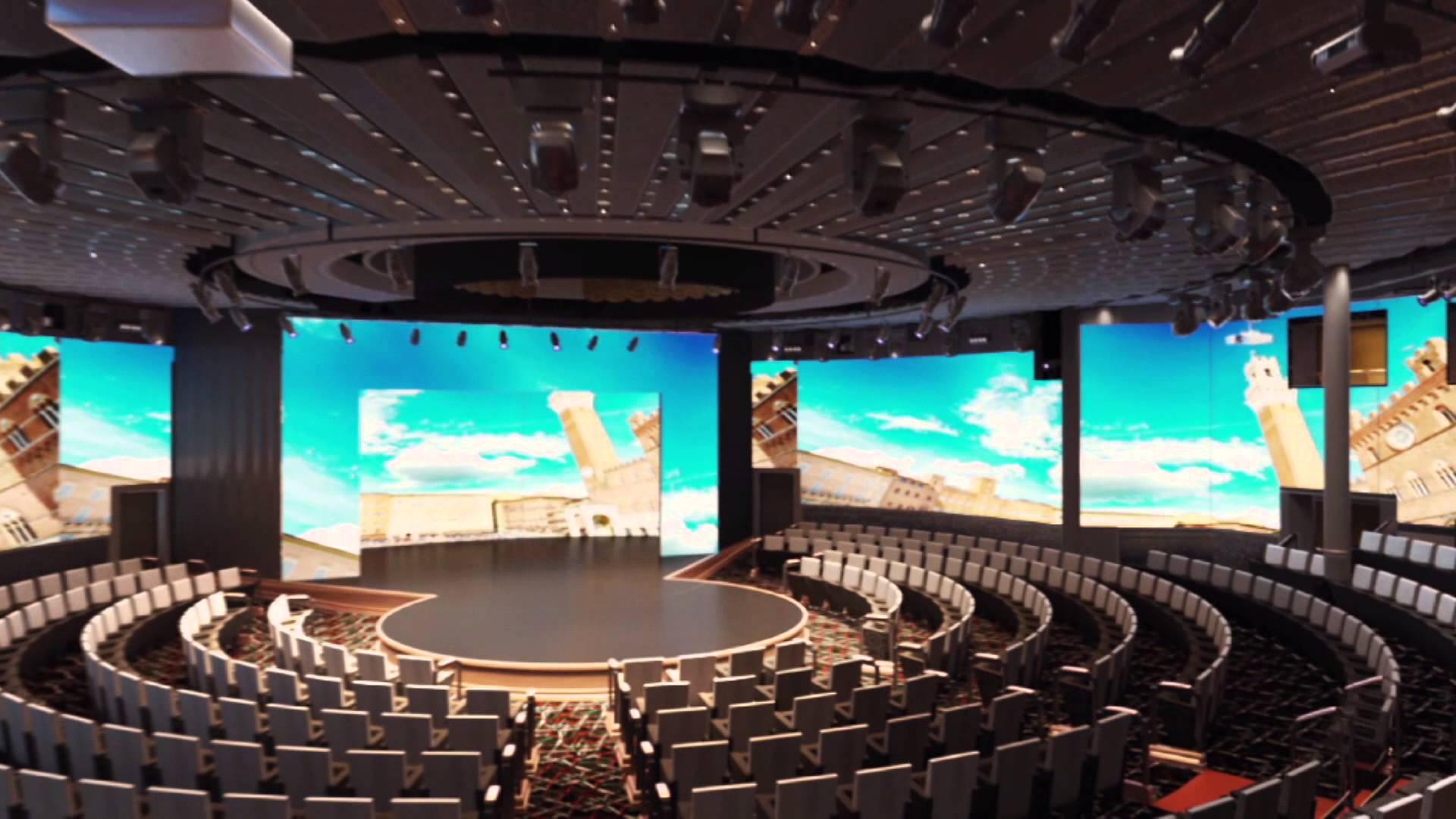Koningsdam World Stage.jpg