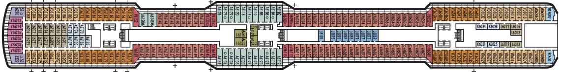 Holland America Line Pinnacle Class MS Koningsdam Deck 6.jpg