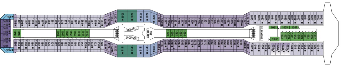 celebrity cruises celebrity silhouette deck plans 2014 deck 10.jpg