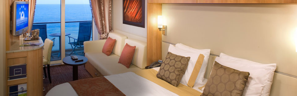 Celebrity Stateroom Guide and Description - Cruises
