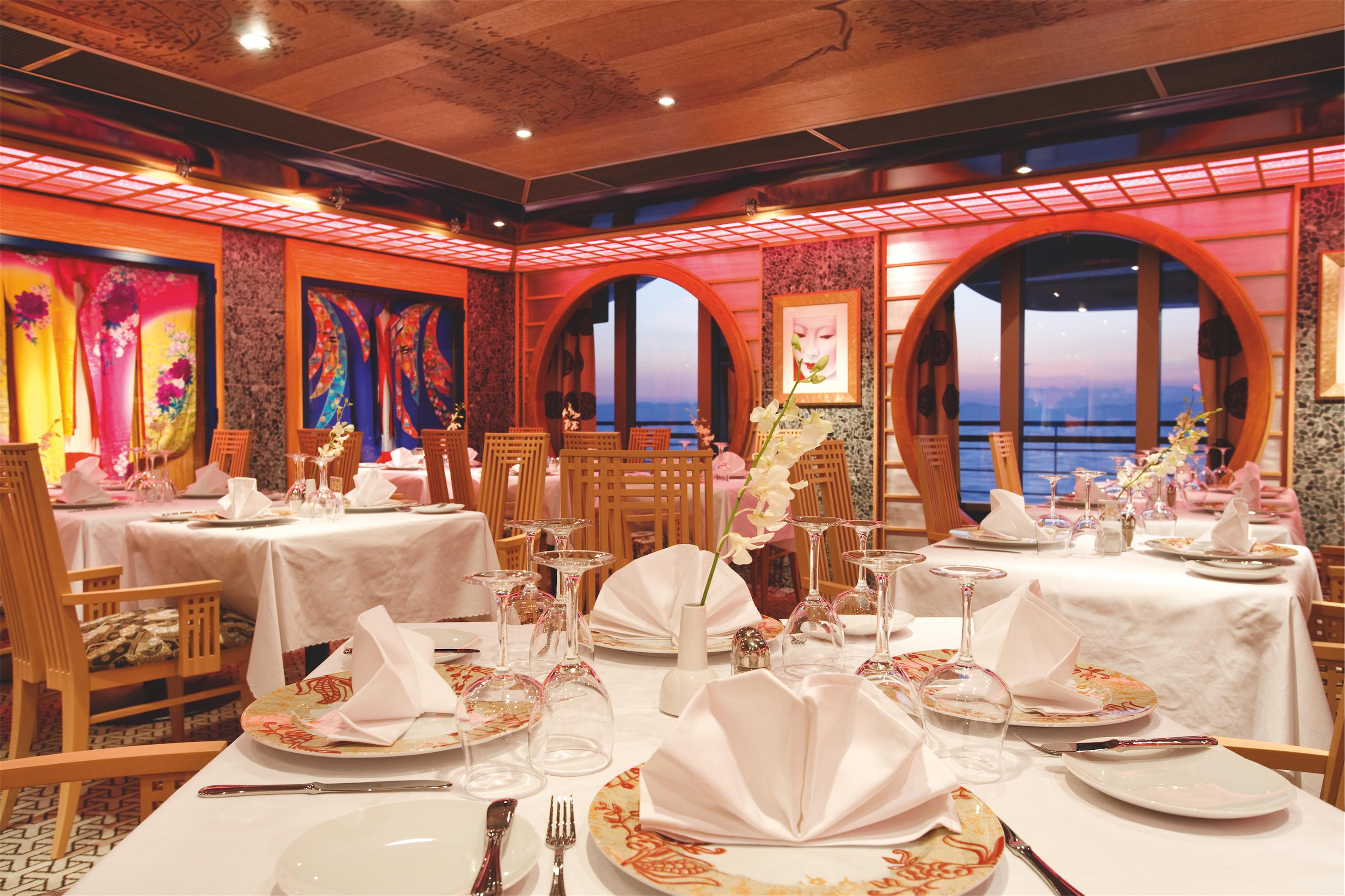 Costa Cruises Costa Pacifica Interior Samsara Restaurant.JPG