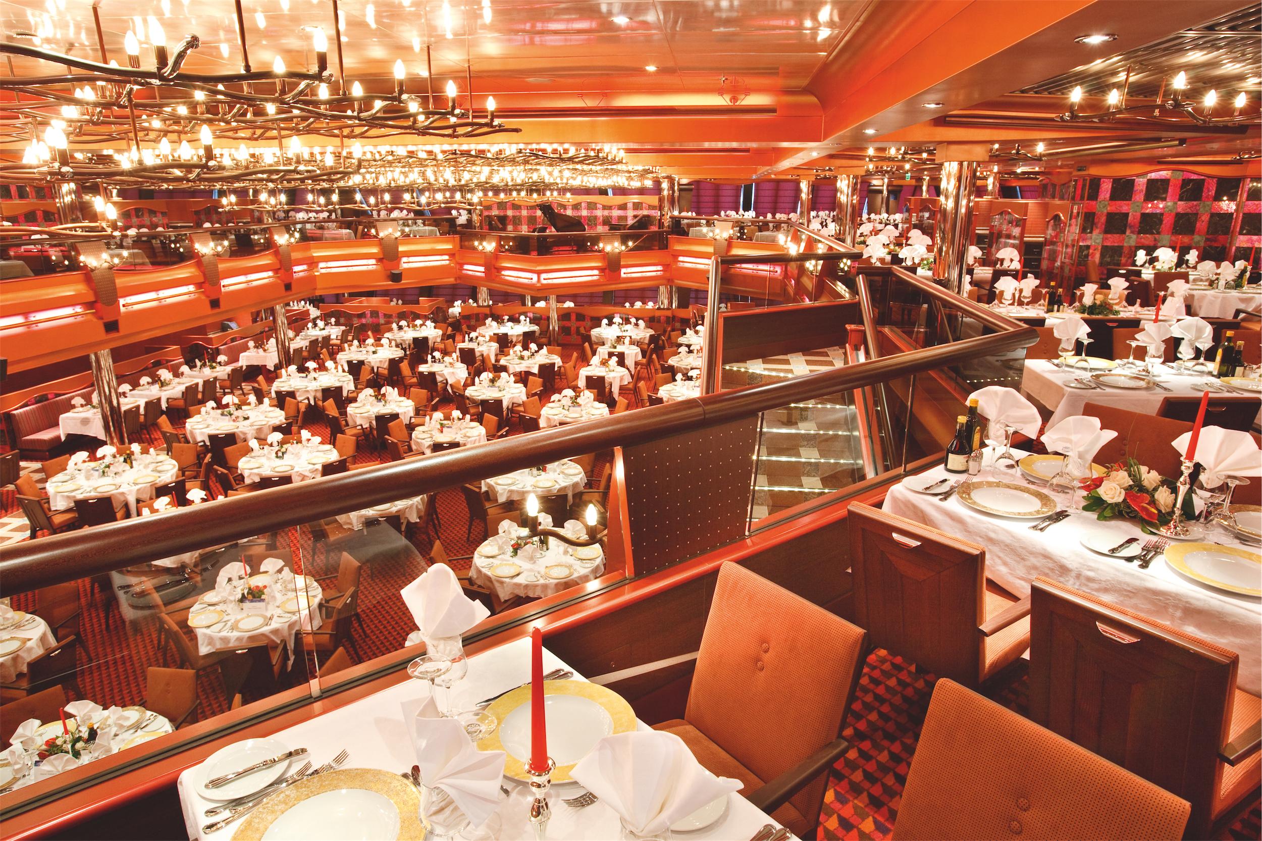 Costa Cruises Costa Pacifica Interior New York New York Restaurant.JPG