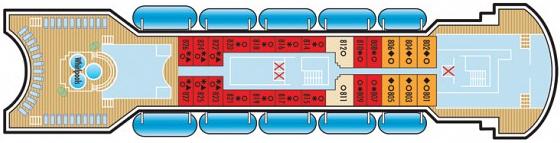 Navigator Deck 11
