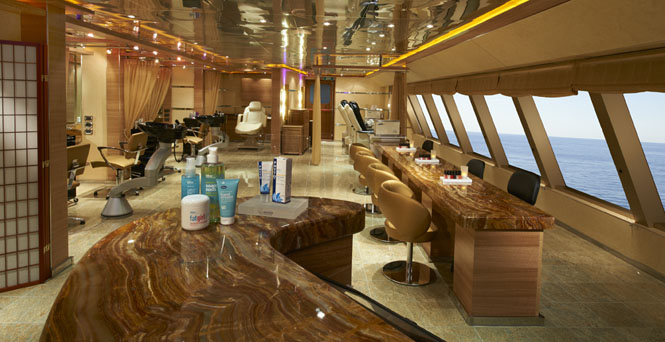 Caribbean Beauty Salon: Tailor-made Cruise