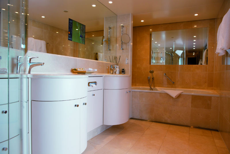 Cruise & Maritime Voyages Astor Accommodation Astor Suite Bathroom.jpg