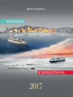 Silversea Voyages & Expeditions 2017