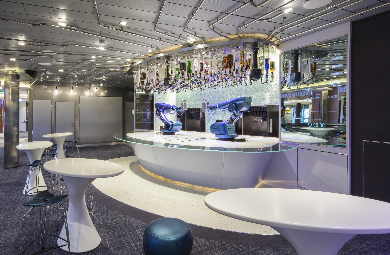 Royal Caribbean International Quantum of the Seas Interior Bionic Bar 20.jpg