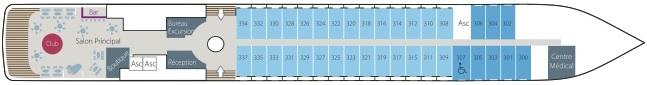 Ponant Le Boreal Deck Plans Deck 3 Le Champollion.jpg