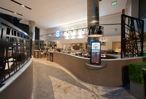 Pizza express westquay dining level 2