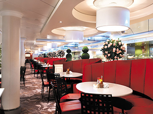 Norwegian Cruise Line Norwegian Epic Interior Garden Cafe.jpg