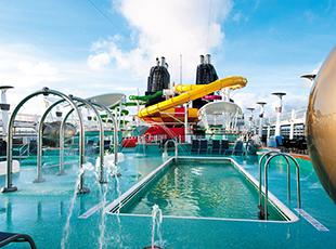 Norwegian Cruise Line Norwegian Epic Exterior Aqua Park.jpg