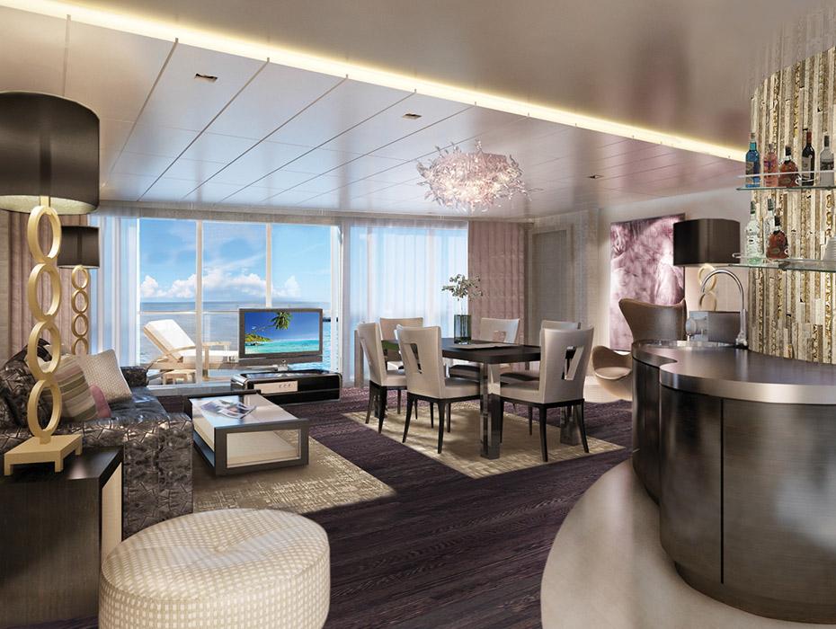 Norwegian Cruise Line Norwegian Escape Accommodation Haven Suite.jpg
