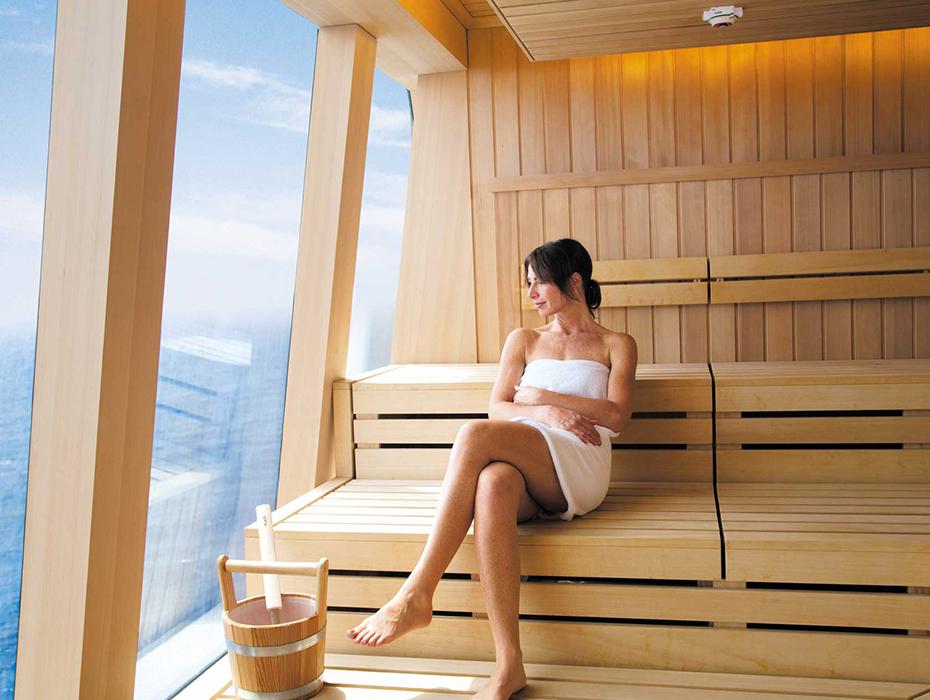 Norwegian Cruise Line Norwegian Escape Interior Mandara Spa.jpg