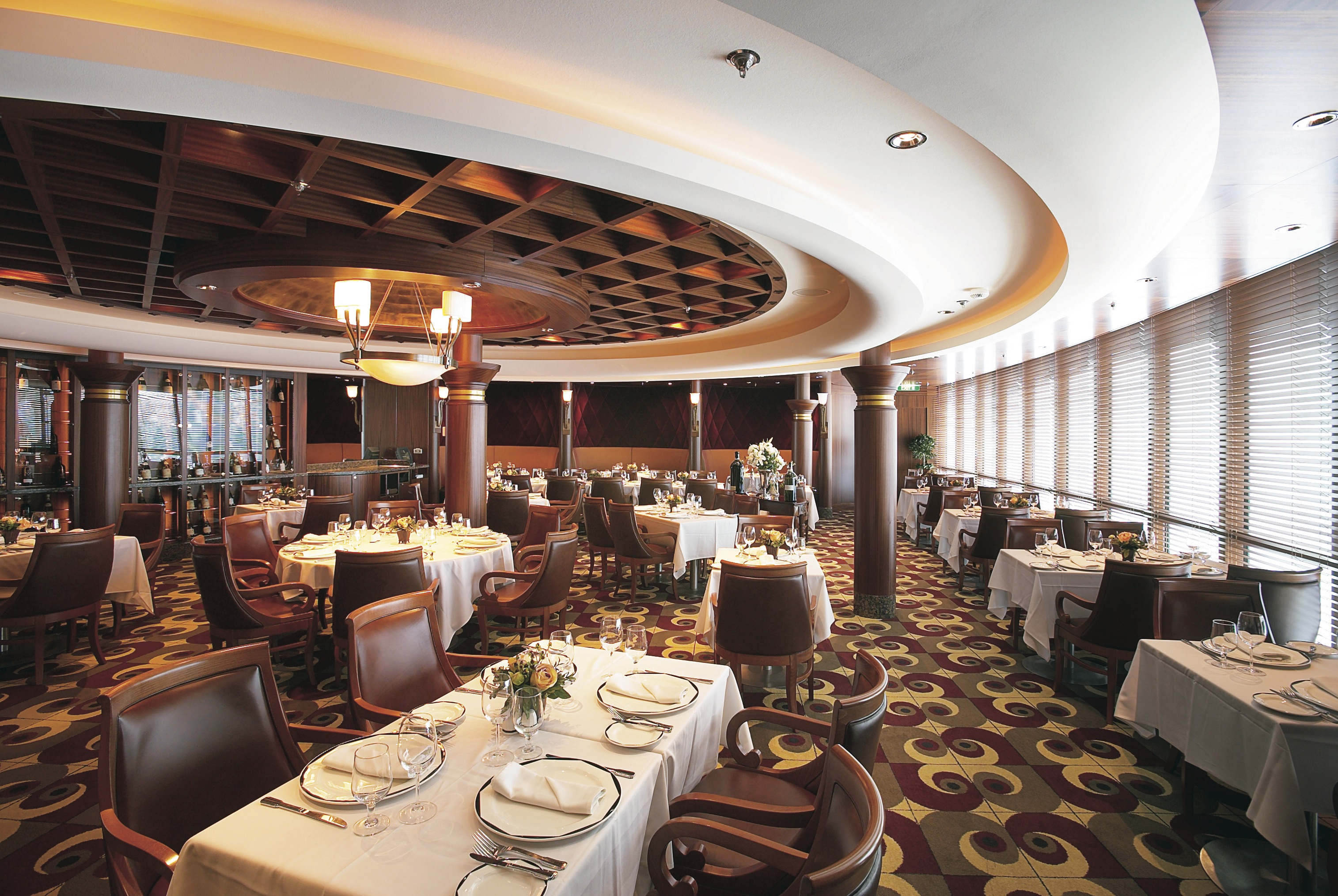 Royal Caribbean International Jewel of the Seas Interior Chops Grille 4.jpeg