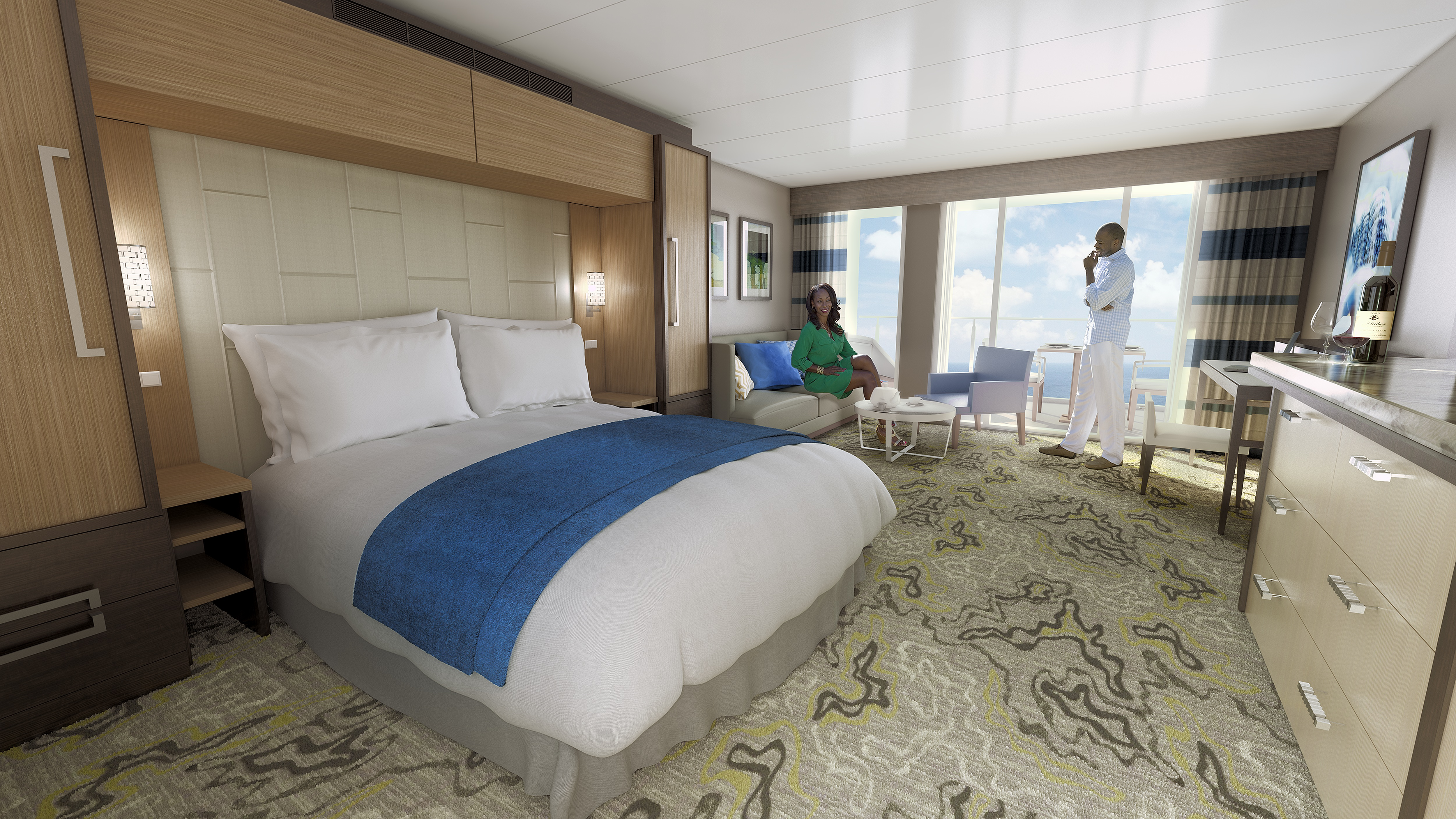 Royal Caribbean International Quantum of the Seas Accommodation Junior Suite 5K.jpg