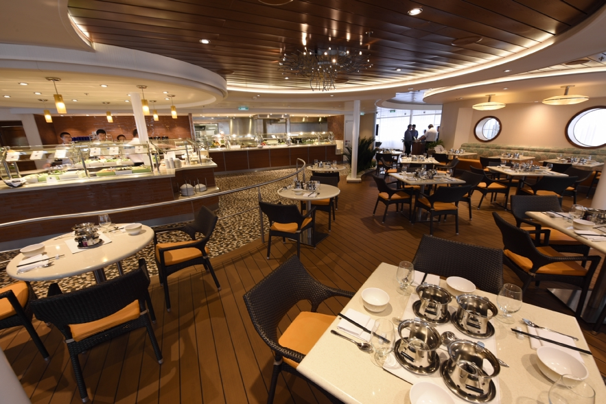 Royal Caribbean International Quantum of the Seas Interior Solarium Bistro 2.jpg