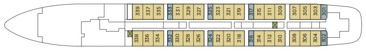 Windstar Cruises Wind Surf Deckplans Deck Three.jpg