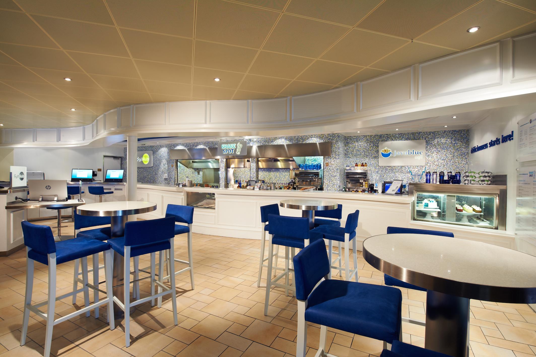 Carnival Cruise Lines Carnival Sunshine Java Blue Cafe 1.jpg