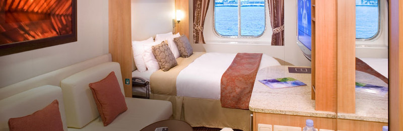 Celebrity Reflection Staterooms   Entertainment Book Cruises