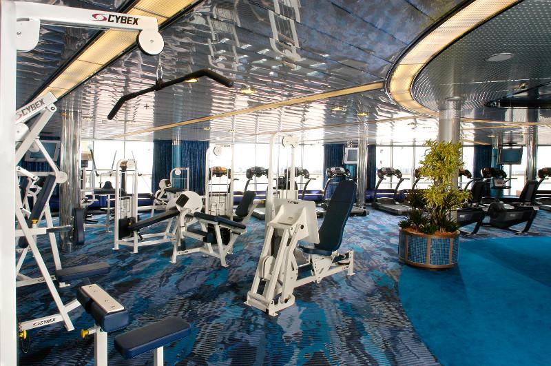 Holland America Line Vista-Class Fitness Centre.jpg