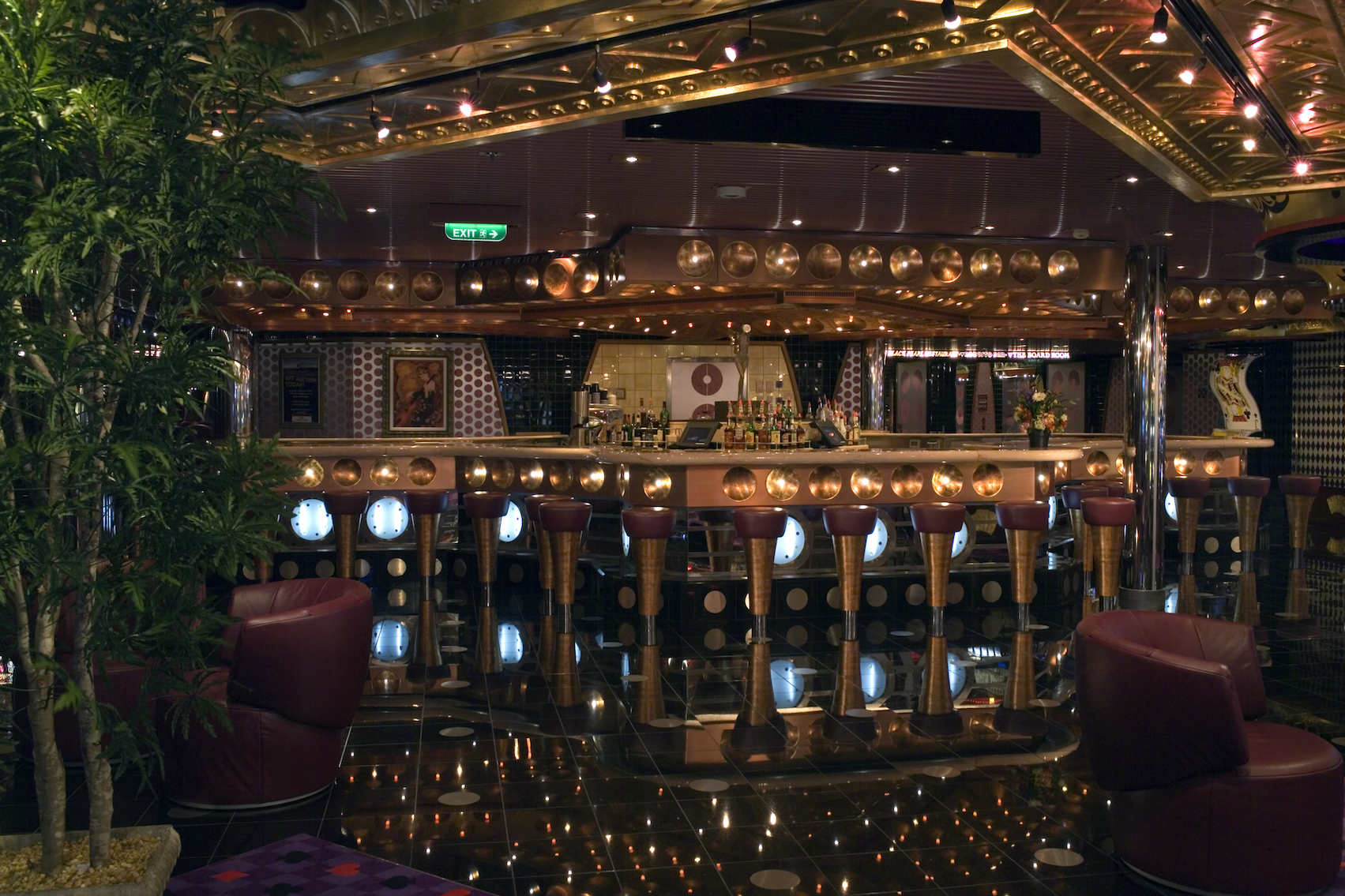 what is a casino offer on carnival cruise
