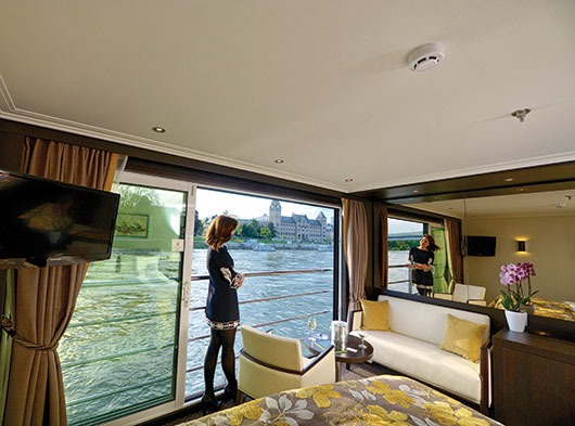 Avalon Waterways Avalon Expression Accommodation Royal Suite 7.JPG