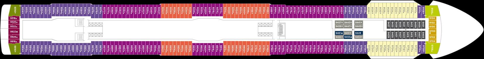 Norwegian Cruise Line Norwegian Breakaway Deck Plans Deck 9.png