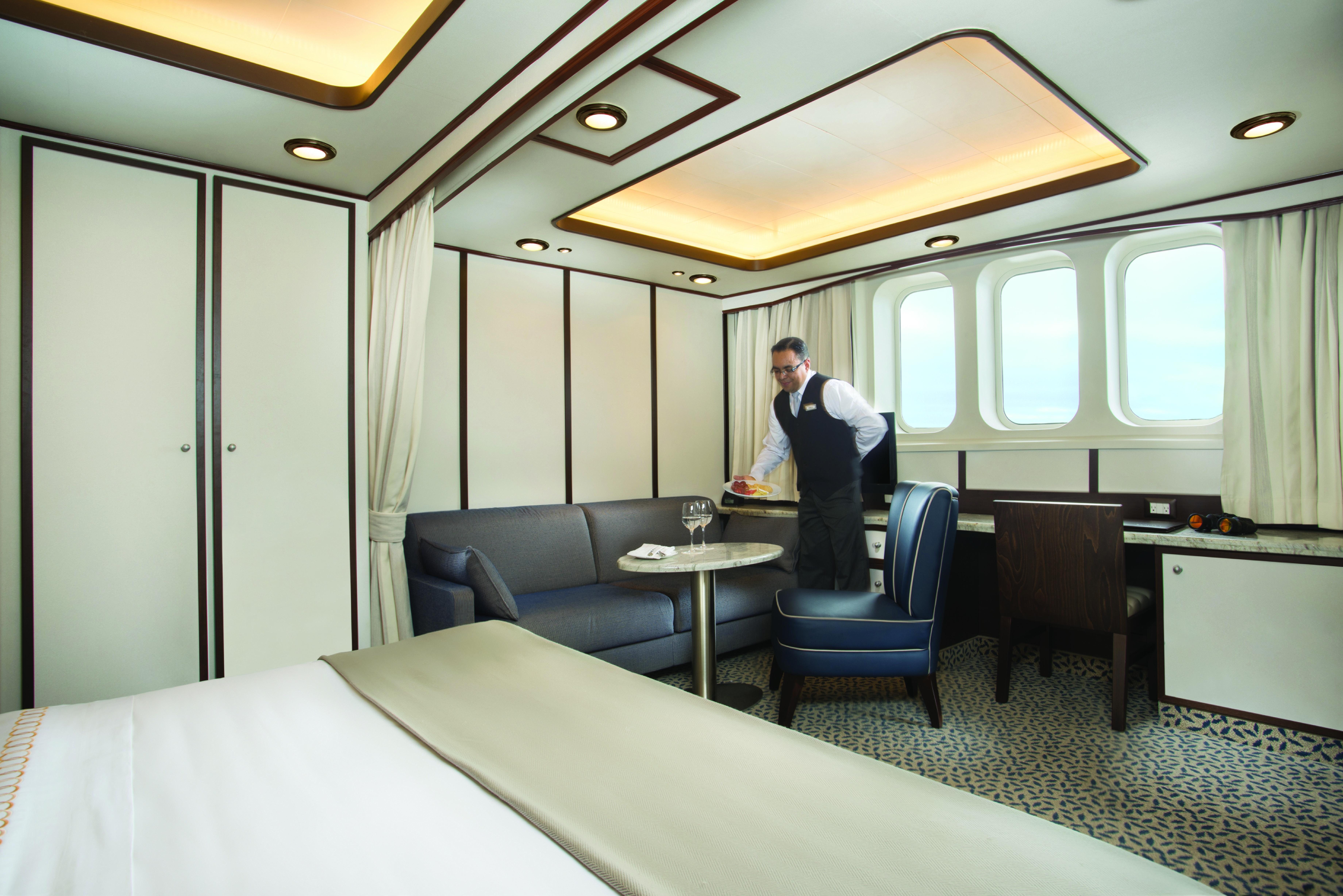 Terrace Suite/ Vista Suite