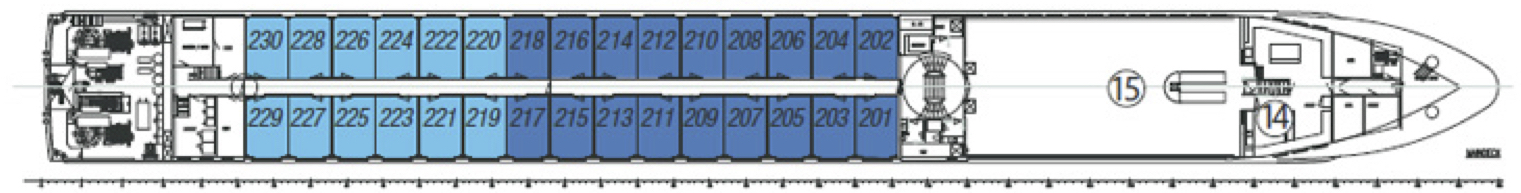 Avalon Waterways Avalon Affinity Deck Plans Sapphire Deck.jpg