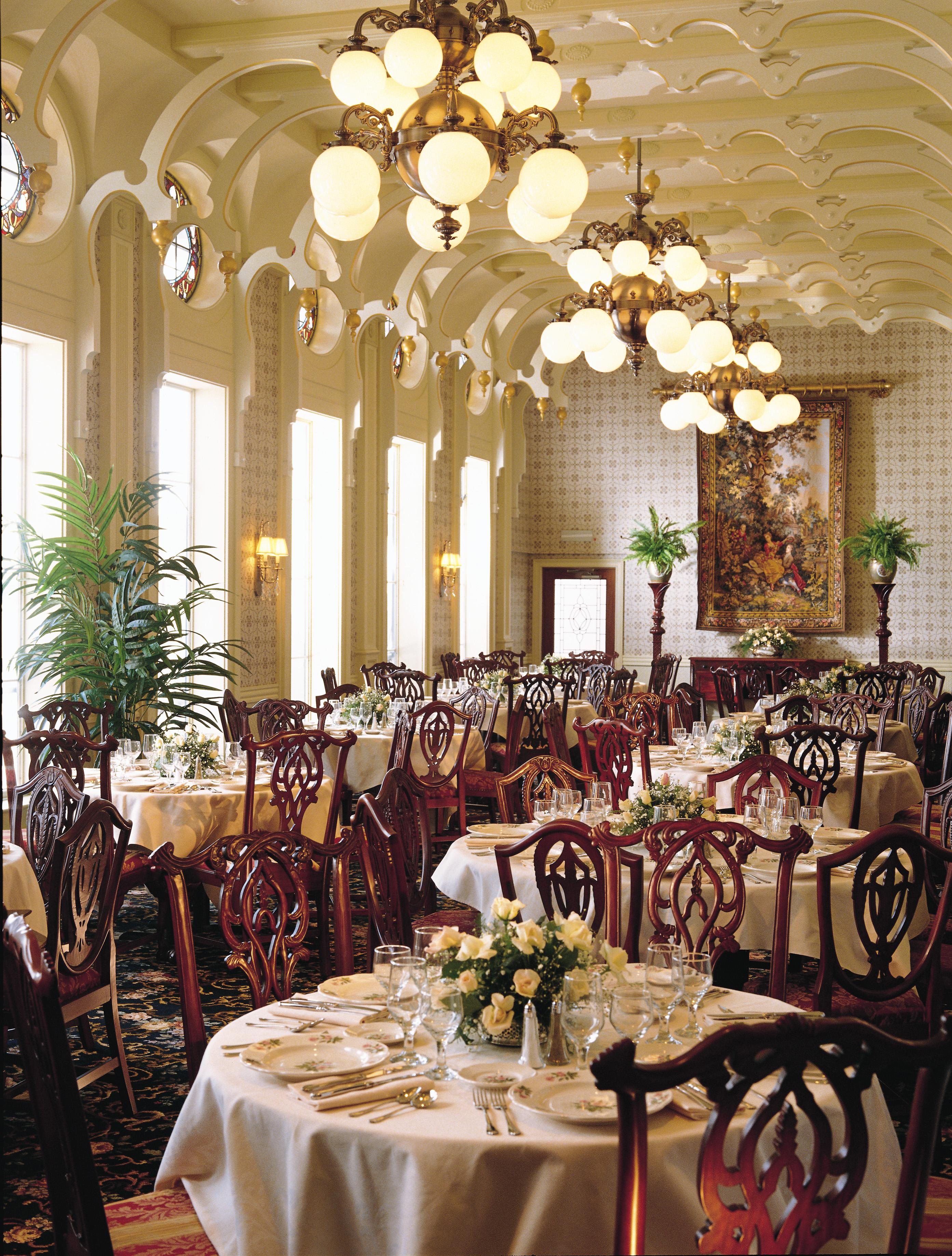 American Queen Steamboat Company American Queen Interior Dining Room 7.jpg