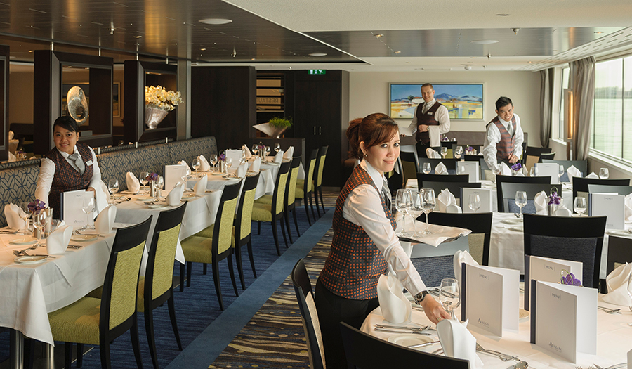 Avalon Waterways Avalon Artistry II Interior Dining Room 3 Service.jpg
