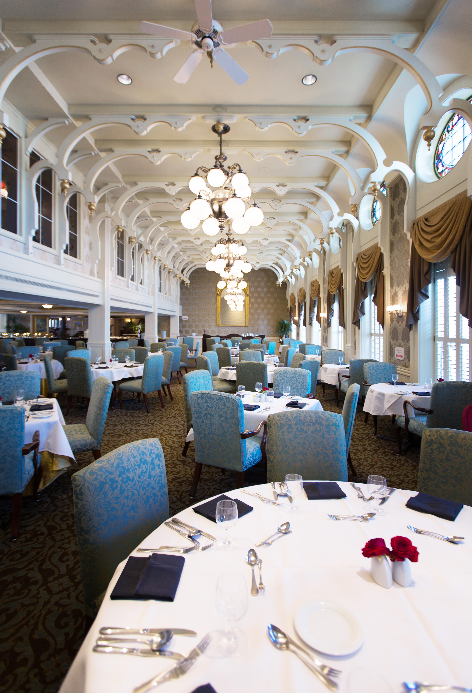 American Queen Steamboat Company American Queen Interior Dining Room 2.jpg