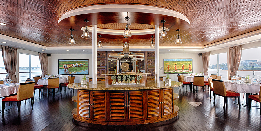 Avalon Waterways Avalon Siem Reap Interior Dining Room 1.jpg
