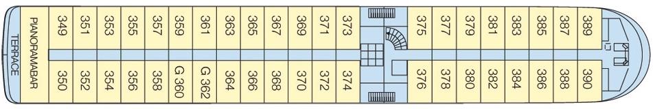 CroisiEurope MS L'Europe Deck Plans Upper Deck.jpg