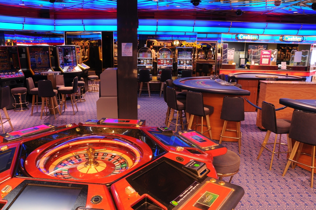 Celestyal Cruises Celestyal Olympia Interior Casino 04.JPG
