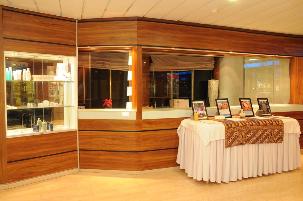 Celestyal Cruises Celestyal Olympia Interior Sana Beauty Center 01.JPG