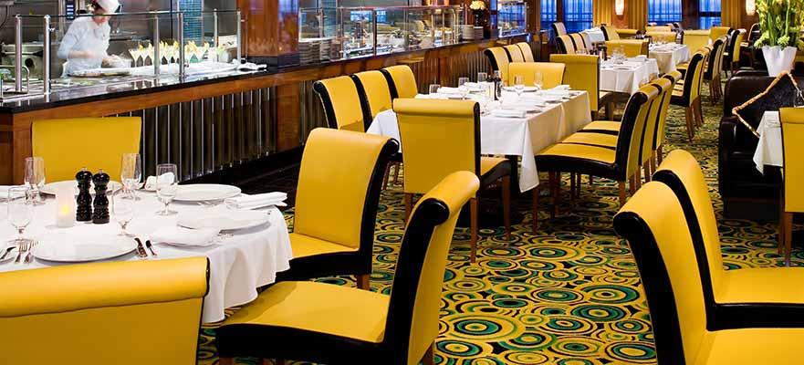 Norwegian Cruise Line Norwegian Gem cagneys steakhouse.jpg