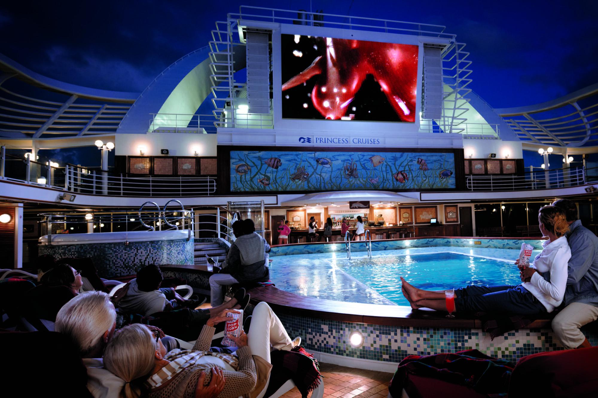 Princess Cruises Royal Class Interior outdoor movie.jpg