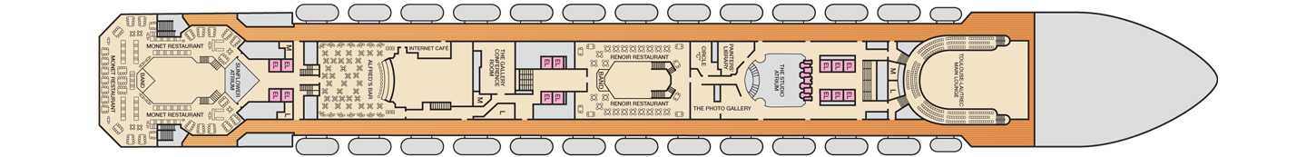 Carnival Cruise Lines Carnival Conquest Deck Plans Deck 4.jpg