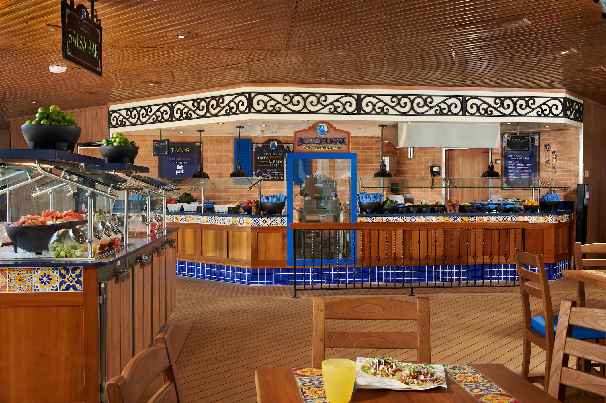 Carnival Cruise Lines Carnival Sunshine BlueIguana Cantina 1.jpg